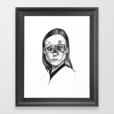 What Part Of me don´t you Know 1# Framed Art Print