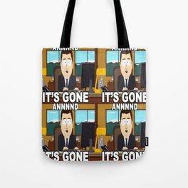 Beefcake Gone South Tote Bag
