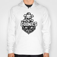 the goonies Hoodies featuring The Goonies black by Buby87