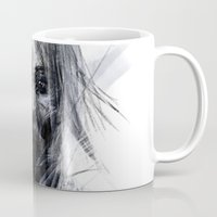 silent hill Mugs featuring Silent by Gyossaith