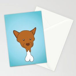 gramps the drumstick Stationery Cards