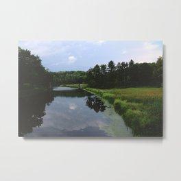 Housatonic River Metal Print