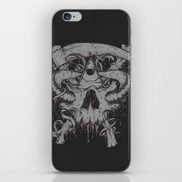 Sickle & Bone  iPhone Skin