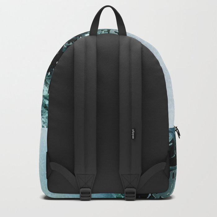 Cold Forest Playground Backpack