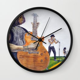 Blasting the Whirl's End Wall Clock