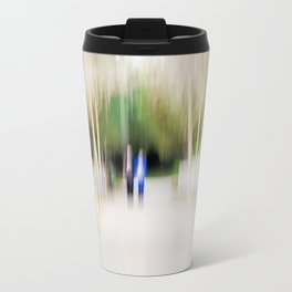 Light Painting Travel Mug