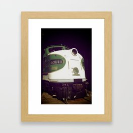 Engine 6901 Framed Art Print