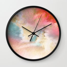 Magic Sky - Geo Candy Wall Clock
