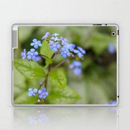Alittle Blue Laptop & iPad Skin