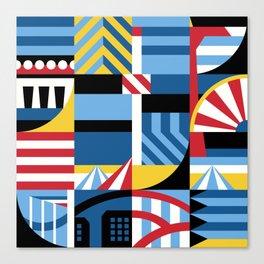 Coney Canvas Print
