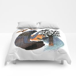 Big Foot's Demons Comforters