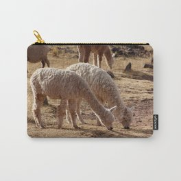 Puno Llamas Carry-All Pouch