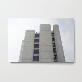 brutalism Metal Print