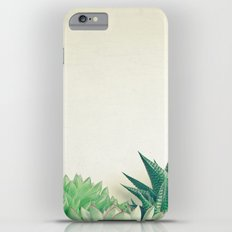 Succulent Forest iPhone 6 Plus Slim Case