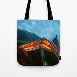 Roundhouse Tote Bag