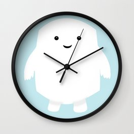 Doctor Who Adipose Wall Clock