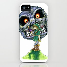Consume Everything iPhone Case