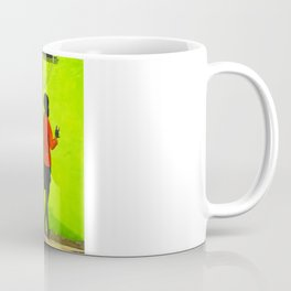 Green House Coffee Mug