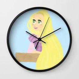 The Lost Princess Wall Clock