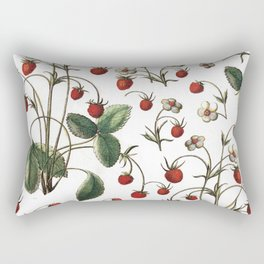red fruits Rectangular Pillow