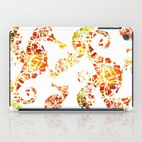 sea horse iPad Cases featuring Sea-Horse by LIGHTNING9