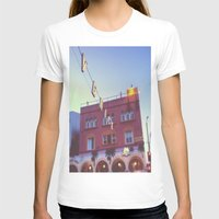 venice T-shirts featuring Venice by Yancey Wells