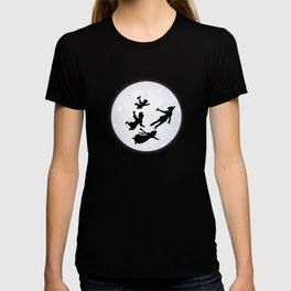 Flying to Neverland T-shirt