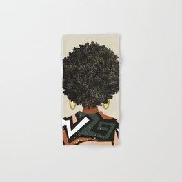 Black Art Matters Hand & Bath Towel