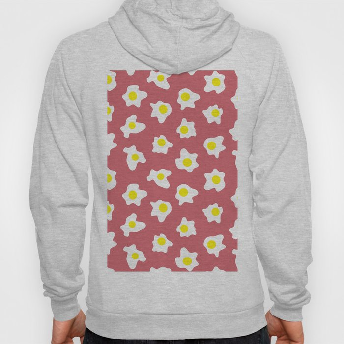 Eggs Over Red Hoody