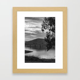 My Heart is Tuned to the Quietness Framed Art Print