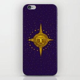 My sun p iPhone Skin