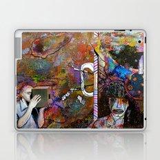 Evaporating on the Edges Laptop & iPad Skin