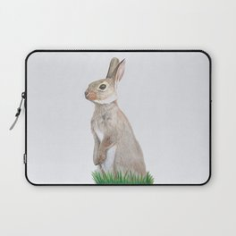 British Wildlife - Rabbit Laptop Sleeve