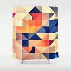 synny mwwve Shower Curtain