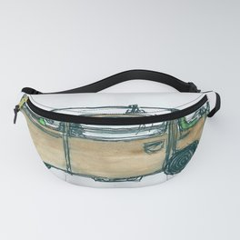 The Bus Fanny Pack
