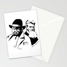 NAT TURNER & JOHN BROWN Stationery Cards