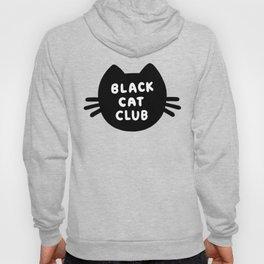 Black Cat Club Hoody