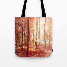 A Soul On Fire Tote Bag
