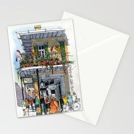 Royal Street New Orleans Stationery Cards