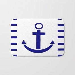 Anchor 4 Bath Mat