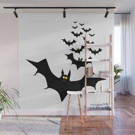 Vampire Bats Wall Mural