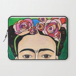 Frida Khalo Portrait Laptop Sleeve