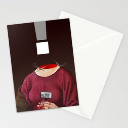 the truth is dead · ! Stationery Cards