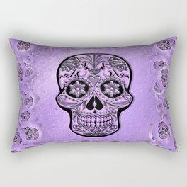 Skull20170241_by_JAMFoto Rectangular Pillow