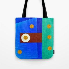 Design Geometric Arte Tote Bag