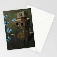 A Little Curiosity Stationery Cards