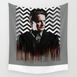 Dale Cooper - Twin Peaks Wall Tapestry
