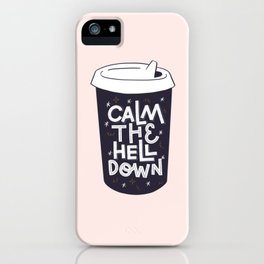 Coffee Dose iPhone Case