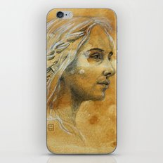 Woman iPhone & iPod Skin