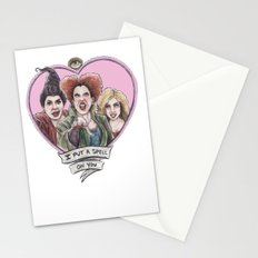 It's all a bunch of Hocus Pocus Stationery Cards